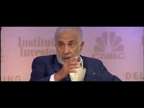CARL ICAHN AND BILL ACKMAN INTERVIEW