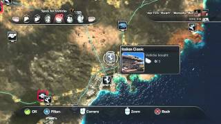 Test Drive Unlimited 2 - All Ibiza Car Dealers Location - Max Zoom - HD