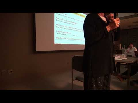 Docent In-service 8-3-17