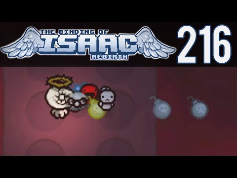 Backfire (The Binding of Isaac: Rebirth - Episode 216) thumbnail