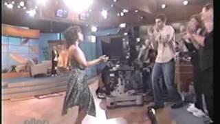 Rosie Perez - dancing on Ellen WOW!!!!!!!!!!