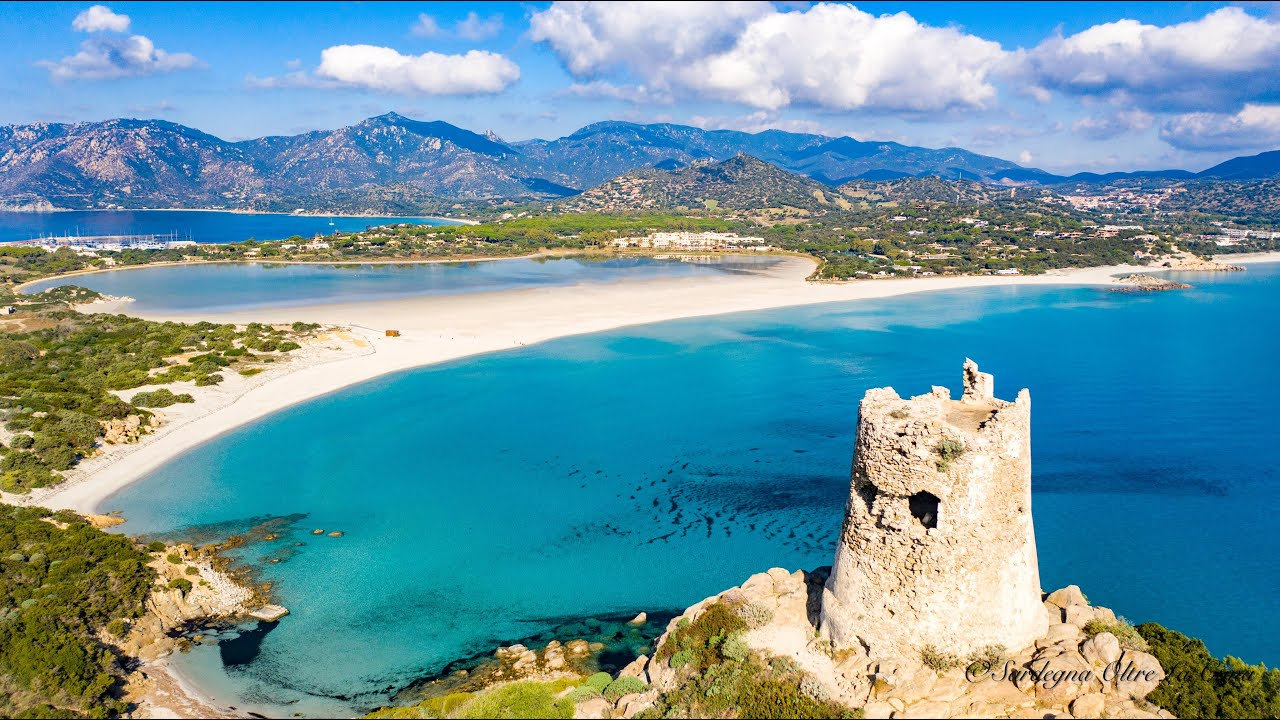 Porto Giunco, Spiaggia Villasimius, Sardegna
