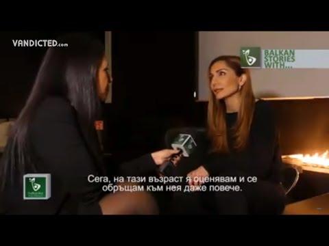 Συνέντευξη της Δέσποινας Βανδή στο Balkanika Music Television