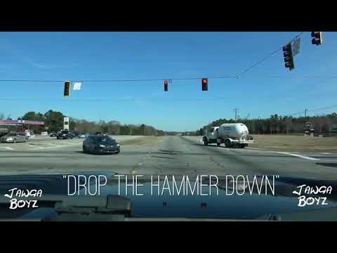 The Jawga Boyz Drop The Hammer Down Audio Leak