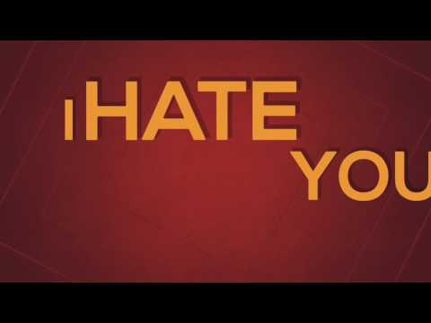 I hate you like I love you - Quotes About Life