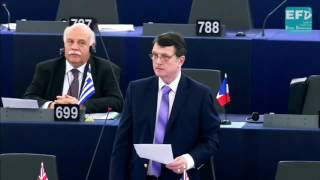 The more Islam you have in Western populations, the more terrorism you will get - Gerard Batten MEP