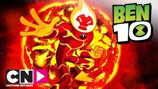 Ben 10 | INFERNO | Cartoon Network
