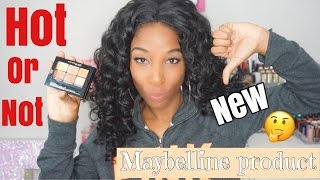 NEW Maybelline Master Camo Color Correcting Kit Review+Open Giveaway