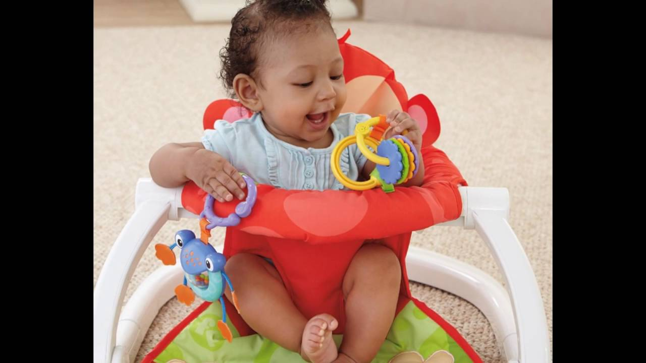 Fisher Price Deluxe Sit Me Up Floor Seat Best Kids Ride On Toys