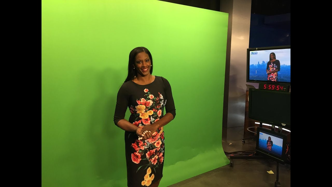 vivian brown used to be on the weather channel she now at