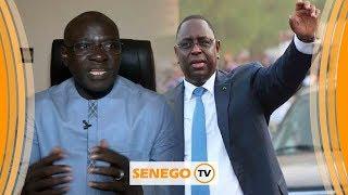 "Bakary Samb "" Accord de christchurch : Macky sall seul Président Africain présent """