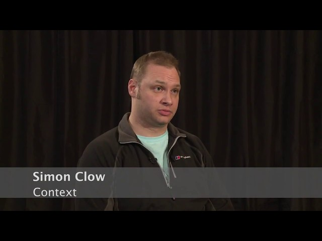 Simon Clow,  Context: Exploiting hardware management subsystems