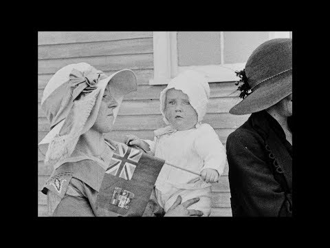 The Education Of The New Canadian (1921/1922 ?)
