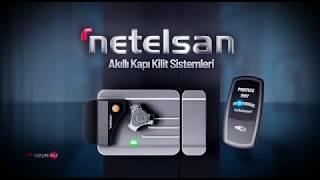 Netelsan Akıllı Kapı Kilit Sistemleri