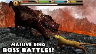 Sabertooth Tiger Simulator By Gluten Free Games - Part 5 - Compatible with iPhone, iPad, iPod