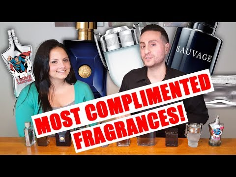 Top 10 Most Complimented Fragrances  Colognes Judged by Lena!
