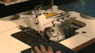 Juki MO-6916G-FF6-700 стачивающе-обметочная машина (оверлок)
