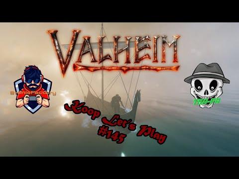 Krüppeliges Portal - Valheim Koop Let's Play 145