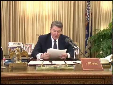 President Reagan's Radio Address on Christmas and Armenian Earthquake on December 24, 1988