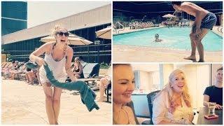 Inappropriate Games & Pool Fun