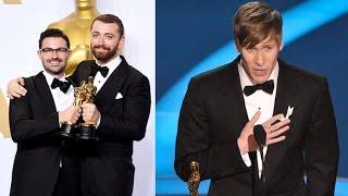 Dustin Lance Black Slams Sam Smith's Oscars Acceptance Speech