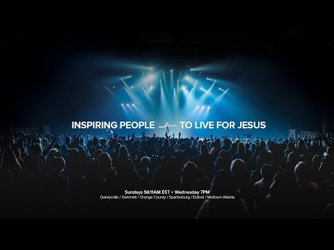 Free Chapel Live | Sunday At 9&11AM with Pastor Jentezen Franklin