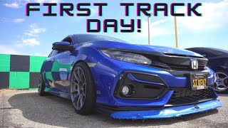 2019 Civic Si (10th Gen) Hits Streets of Willow! | First Track Event