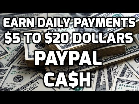 EARN $5 TO $20 DOLLARS DAILY WITH THIS SITE (PAYMENT PROOF)💲💲EASY  MONEY💲💲
