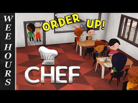 CHEF: Restaurant Tycoon (Part 1 ORDER UP!) thumbnail