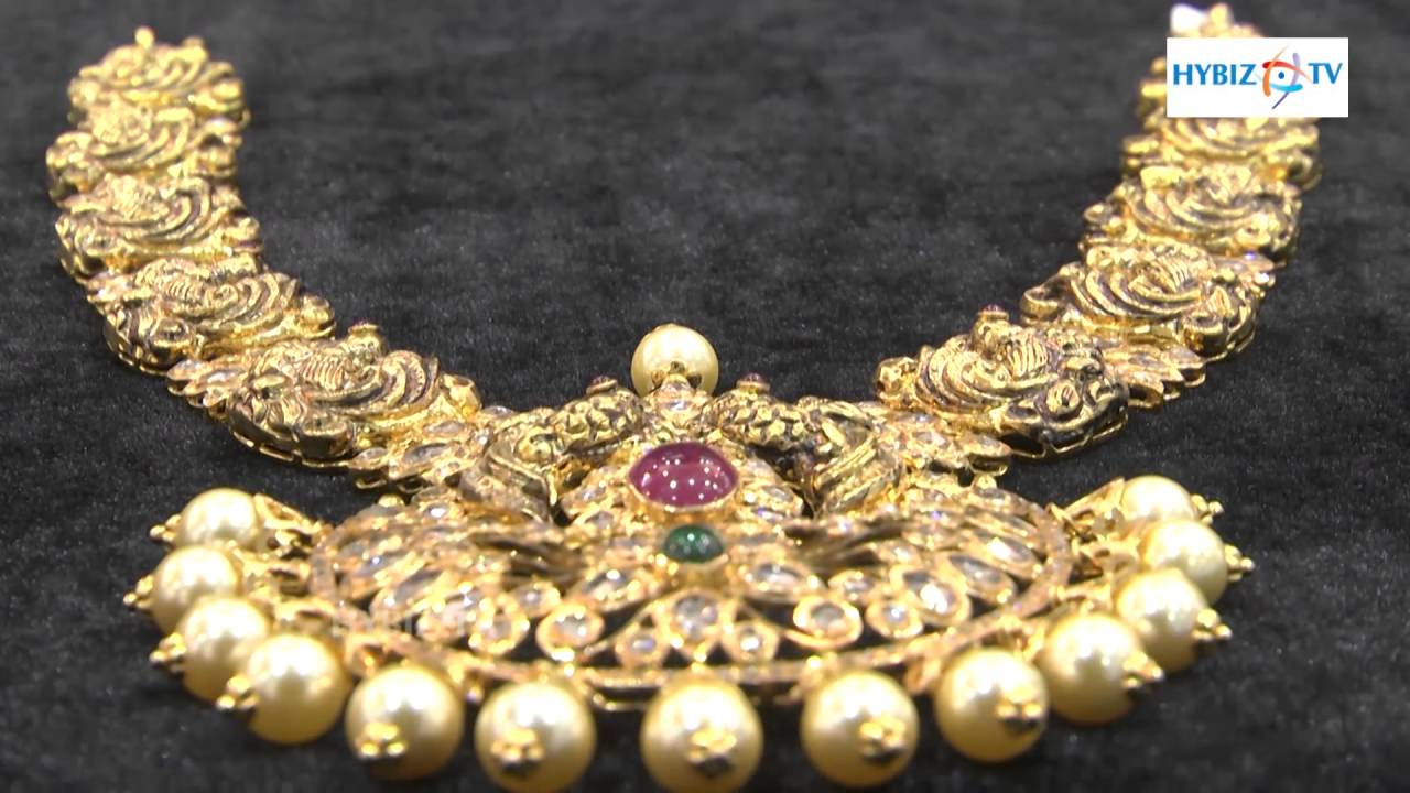 Uncut Gold Necklace Design Latest - Malabar Gold and Diamonds ...