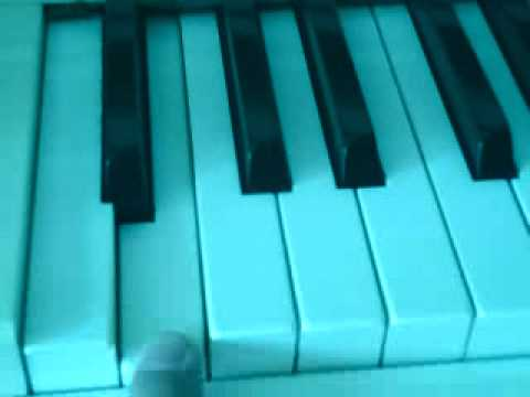Chris Alpha Sounds: Piano Subcontra Octave B'' or H'' (B0 or H0)