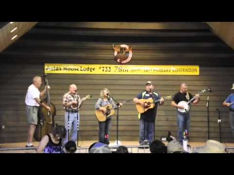 Galax Fiddlers 2013 Town and Country Bluegrass (Rural Retreat, VA) Saturday