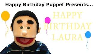 Happy Birthday Laura - Funny Birthday Song