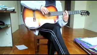 Điều Ước Giản Đơn - Guitar Solo - abc2189