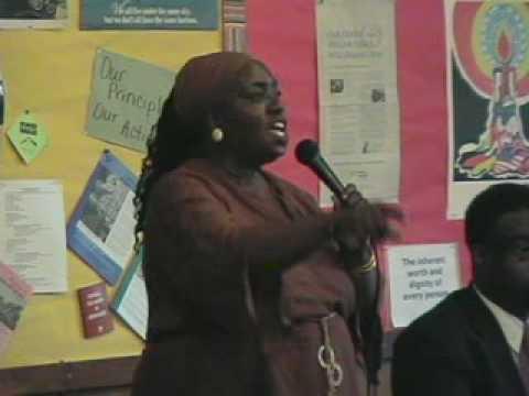 Detroit City Council Candidates Open Forum part 9 of 15
