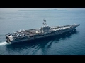 North Korea Threatens To Sink Us Aircraft Carrier video