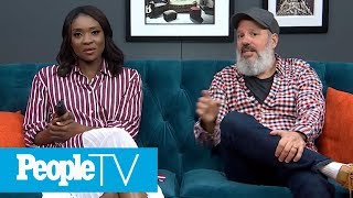 David Cross Explains How The Secret Service Contacted Him After His Last Special | PeopleTV