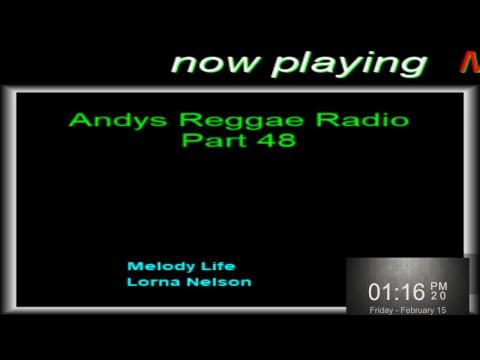 Andys Reggae Radio-Part 48