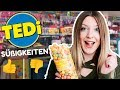 TEDi Süßigkeiten im Live Test - iiiiiiih🤢 1€ Haul l Kathinska