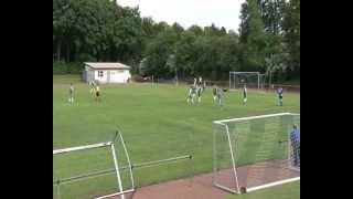 SC Borussia Kaster/Königshoven - Horremer SV, Tor zum 2:1 von Felix Müller