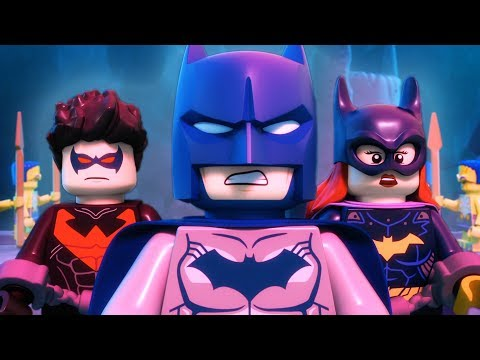 LEGO Justice League Gotham City Breakout | Deathstroke and B