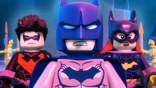 LEGO Justice League Gotham City Breakout | Deathstroke and Bane!? | DC Kids