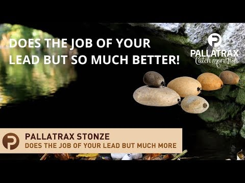 🆕Stone Fishing Weights For Sale 👉 Fishing Sinkers Must Watch! - Pallatrax Stonze