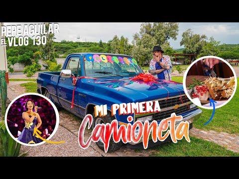 Pepe Aguilar - El Vlog 130 - Mi Primera Camioneta