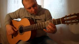 Блюз на гитаре #1