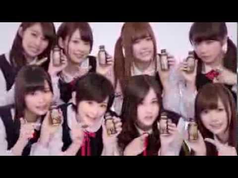 乃木坂46 メガシャキ CM スチル画像。CM動画を再生できます。