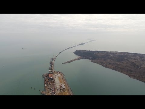 Крымскій мостъ 4К: Керченскій участокъ, мостъ РМ-3