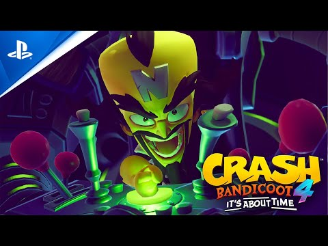 Crash Bandicoot 4: It's About Time - PlayStation 5 Features Trailer | PS5