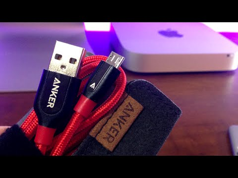Amazing Micro USB Cable! The Anker Powerline+ Review