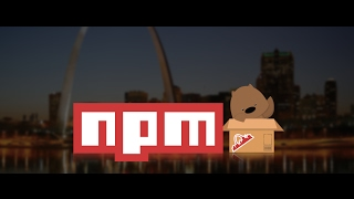 NPM Scripts and NPM Package Manager